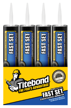 View Titebond Fast Set Adhesives