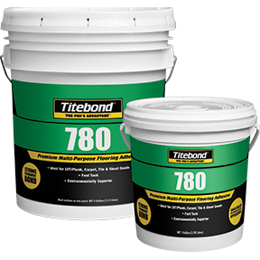 Titebond 780 Premium Multi-Purpose Flooring Adhesive