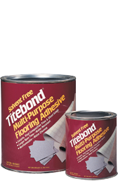 Titebond Solvent Free Multi-Purpose Flooring Adhesive