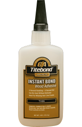 Instant Bond Wood Adhesive Thin