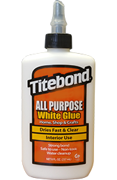 Titebond All Purpose White Glue