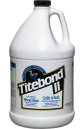 Titebond II Extend Wood Glue